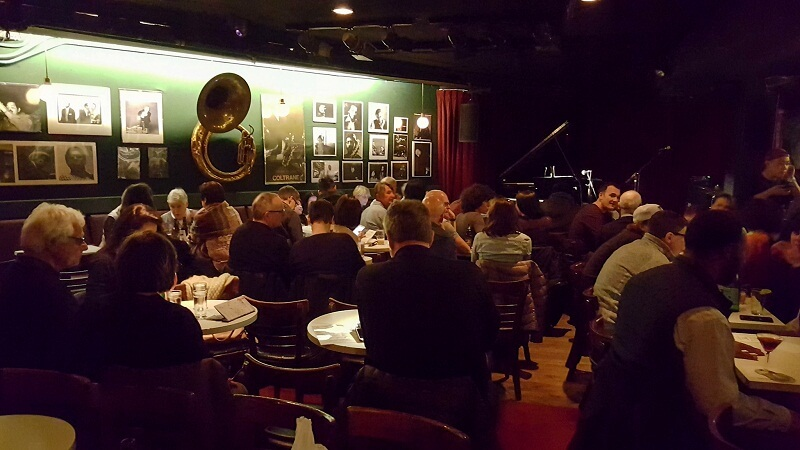 Jazz en New York