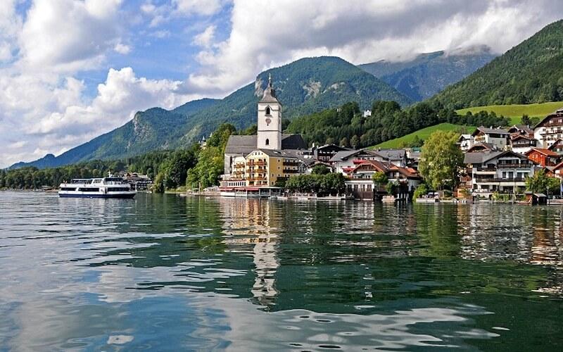 De Viena a Salzburgo