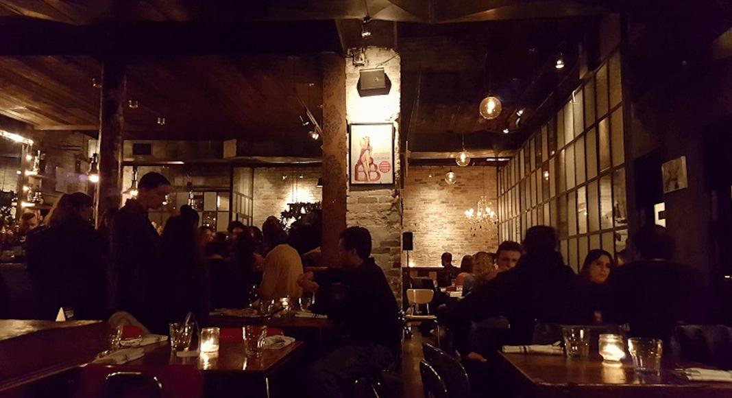 Comer en New York