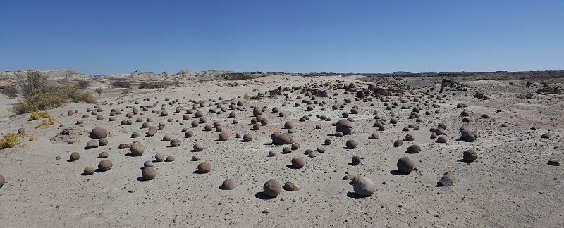 El Valle de la Luna y Talampaya