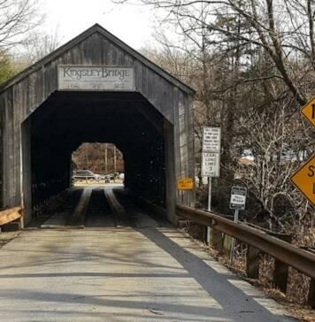 Puentes cubiertos en Vermont