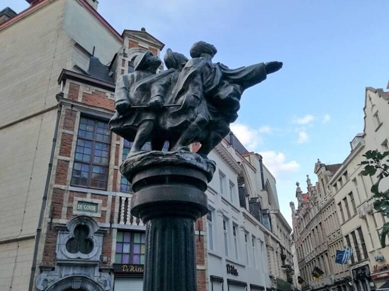 Bruselas en 2 días