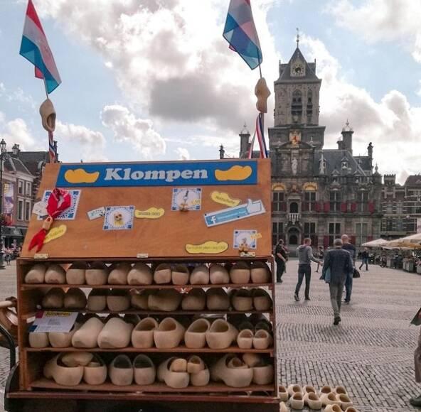 Qué ver en Delft
